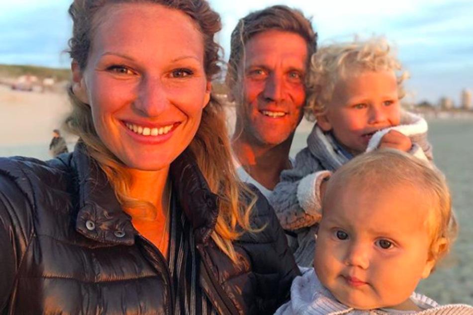 Janni Hönscheid (29) und ihr Ehemann Peer Kusmagk (44) wollen endlich wieder reisen.