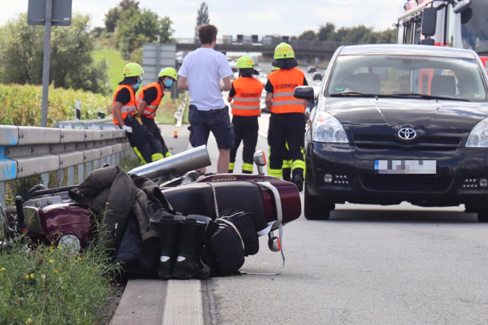 Die A5 wurde in Fahrtrichtung Kassel am Samstag vorübergehend voll gesperrt.