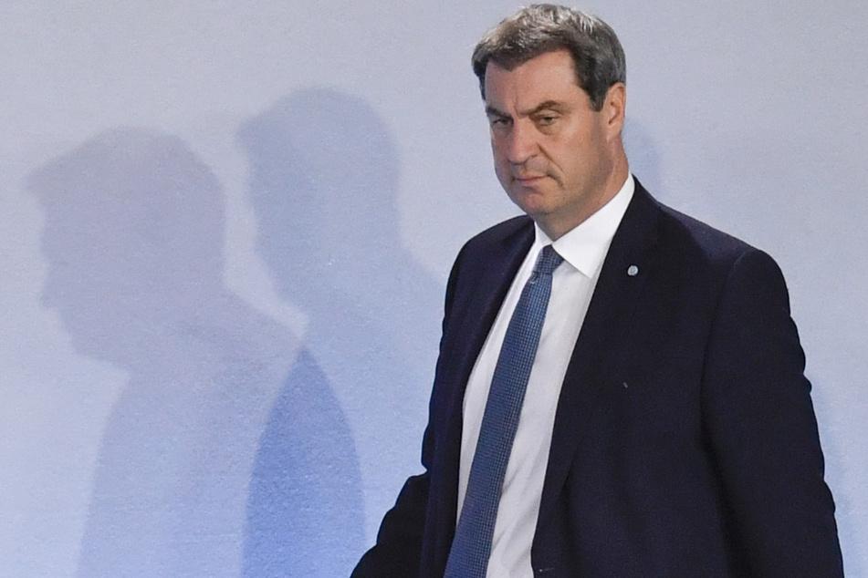 Bayerns Ministerpräsident Markus Söder (53).
