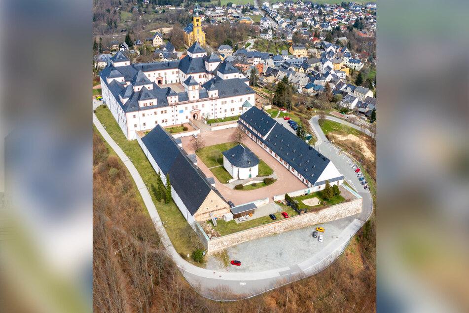 Corona-Modellversuch in Augustusburg: Ab 6.April soll auch das Schlossmuseum besuchbar sein.