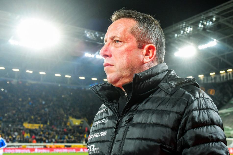 Sieg gegen den VfL Osnabrück! Trainer Markus Kauczinski will sich mit seinen Dynamos versöhnlich aus der 2. Bundesliga verabschieden.