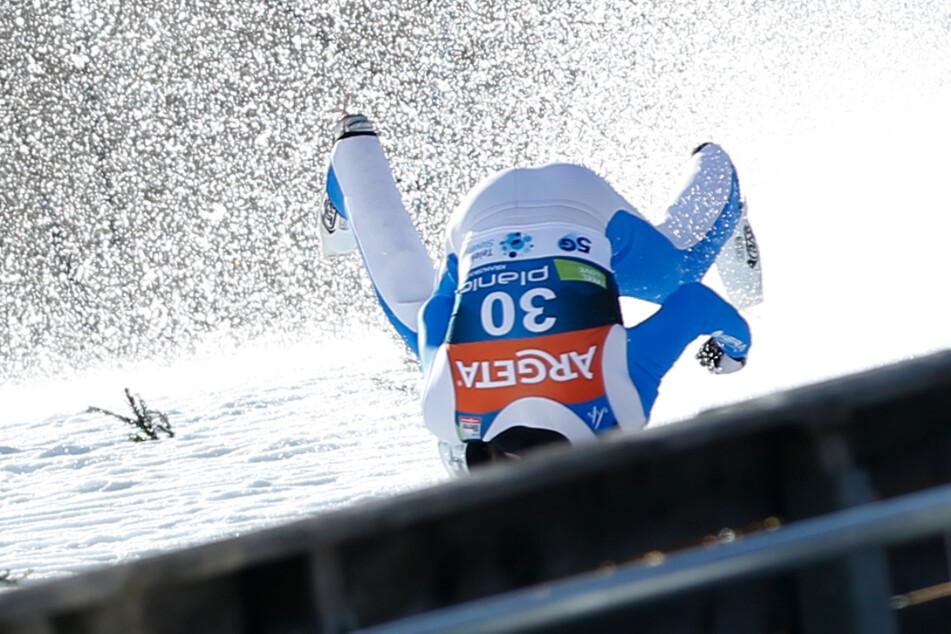 Nach Horror-Sturz beim Skifliegen: Norweger aus Koma aufgewacht