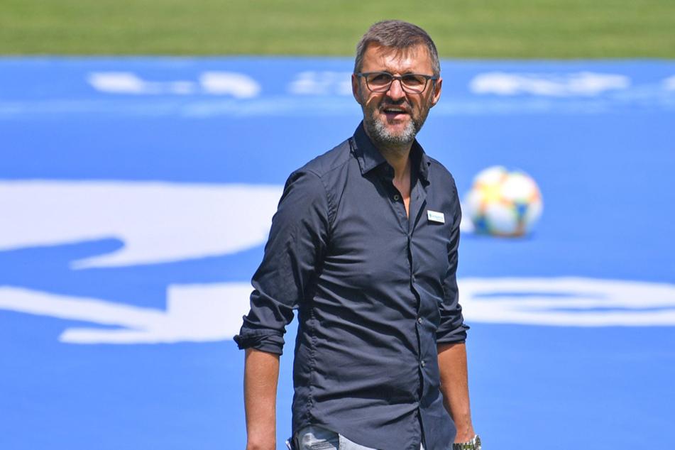 Löwen-Trainer Michael Köllner stellte sein Team an sechs Stellen um - brachte aber nichts.