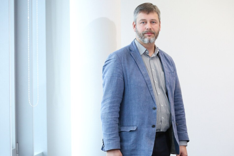 Forderte Wöller auf, sich öffentlich zu erklären: Albrecht Pallas (40), innenpolitischer Sprecher der SPD-Landtagsfraktion.