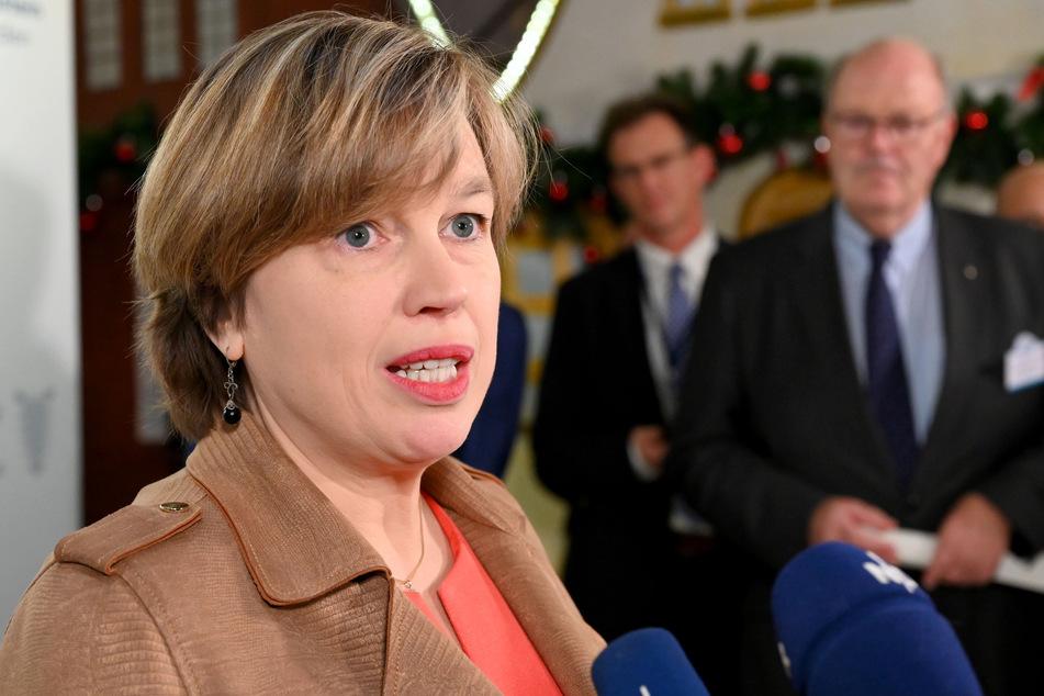 Catherine De Bolle ist die Direktorin der europäische Polizeibehörde Europol.
