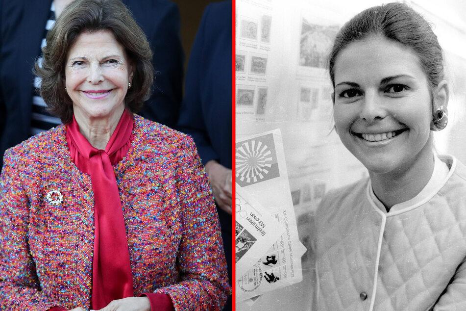 Schwedisches Buch enthüllt: So wichtig war Königin Silvia (77) ihre sächsische Verwandtschaft