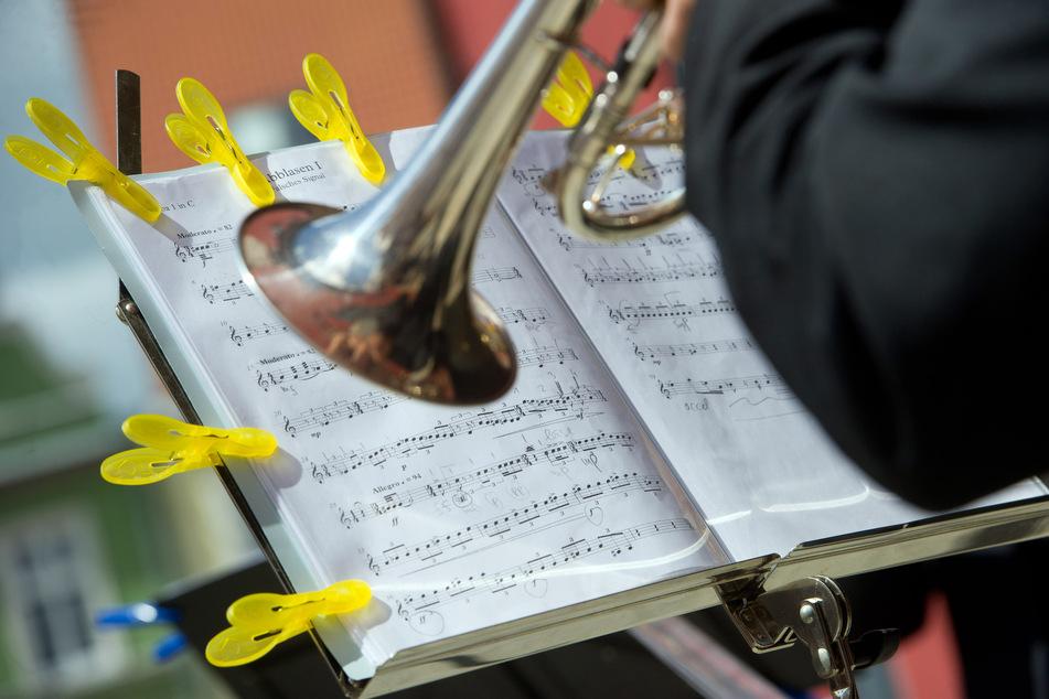Aerosol-Studie: Reicht der Sicherheitsabstand zwischen Musikern?