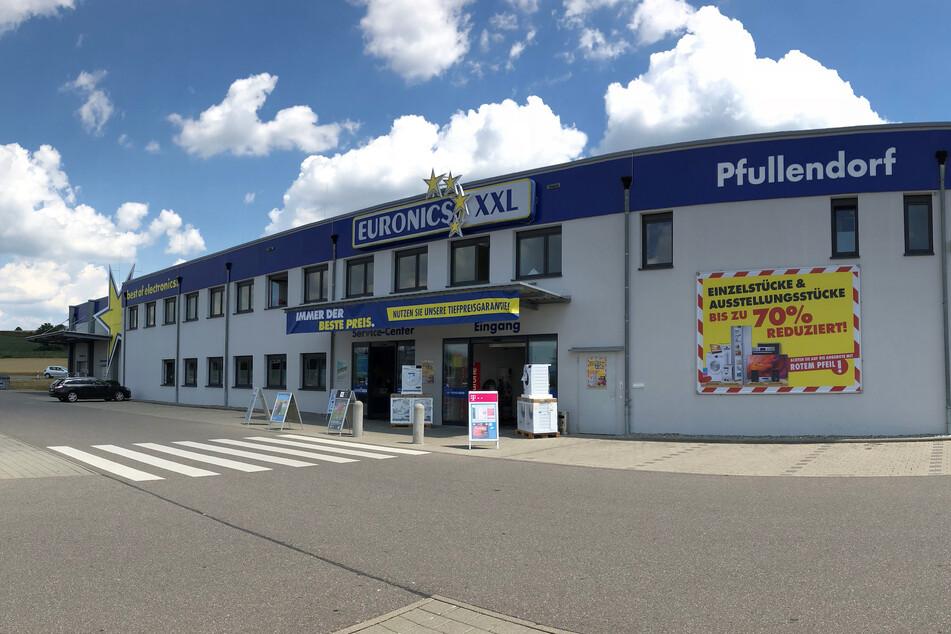 Bis Samstag (13.3.) gibt's hier in Pfullendorf Technik bis zu 51% günstiger