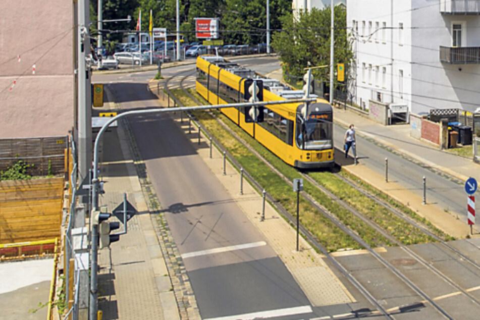 DVB beseitigen Engstellen: Bahne frei für neue Straßenbahnen