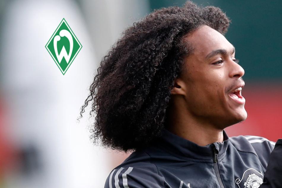 """Werder Bremen vor Transfer-Coup von ManUnited-Kicker? """"Möchte gern in die Bundesliga"""""""