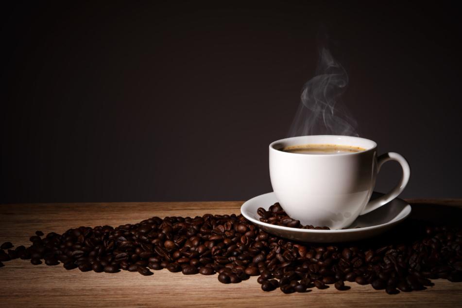 Im Schlosspark Lichtenwalde findet eine historische Kaffeezeit statt.