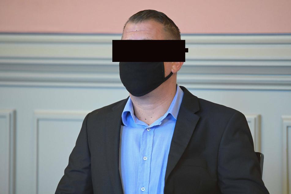 Frank S. (41) sieht sich zu unrecht beschuldigt, fordert einen Freispruch.