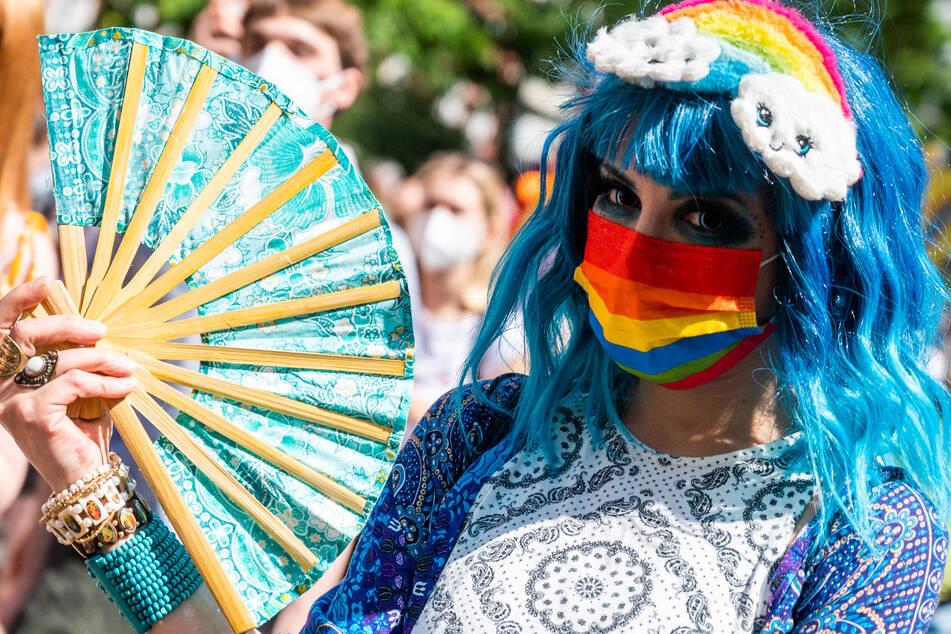Der CSD soll an die Rechte von Lesben, Schwulen und anderen sexuellen Minderheiten erinnern.