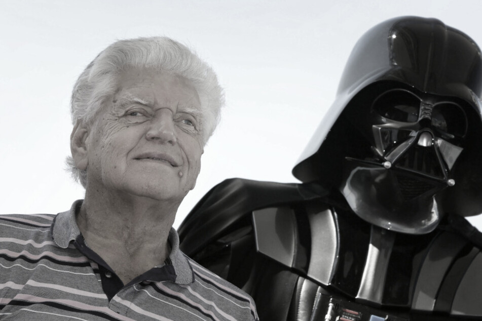 Trauer um Darth-Vader-Darsteller: David Prowse tot!