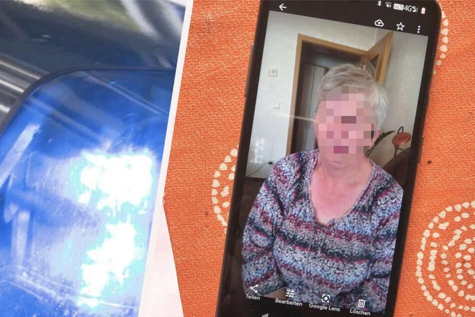 Sigrid F. war tagelang verschwunden.