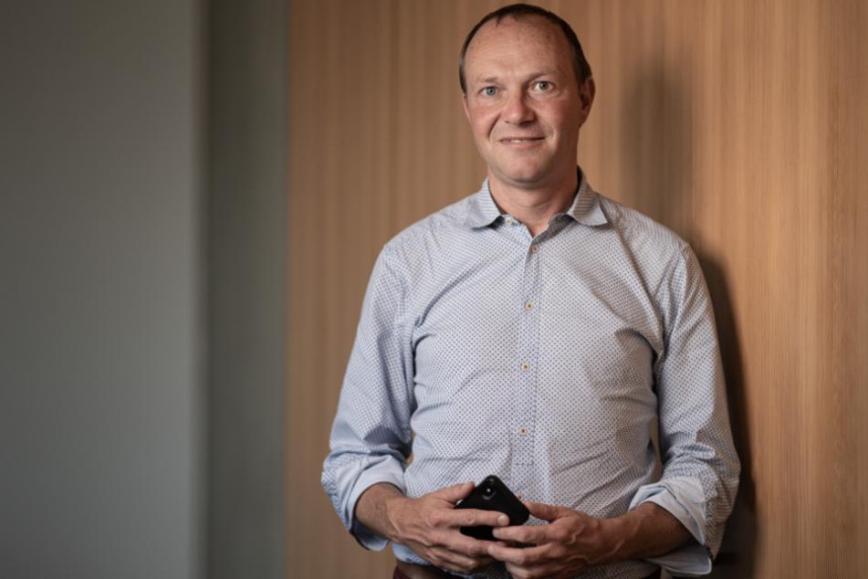 Landwirtschaftsminister Wolfram Günther (47, Grüne)