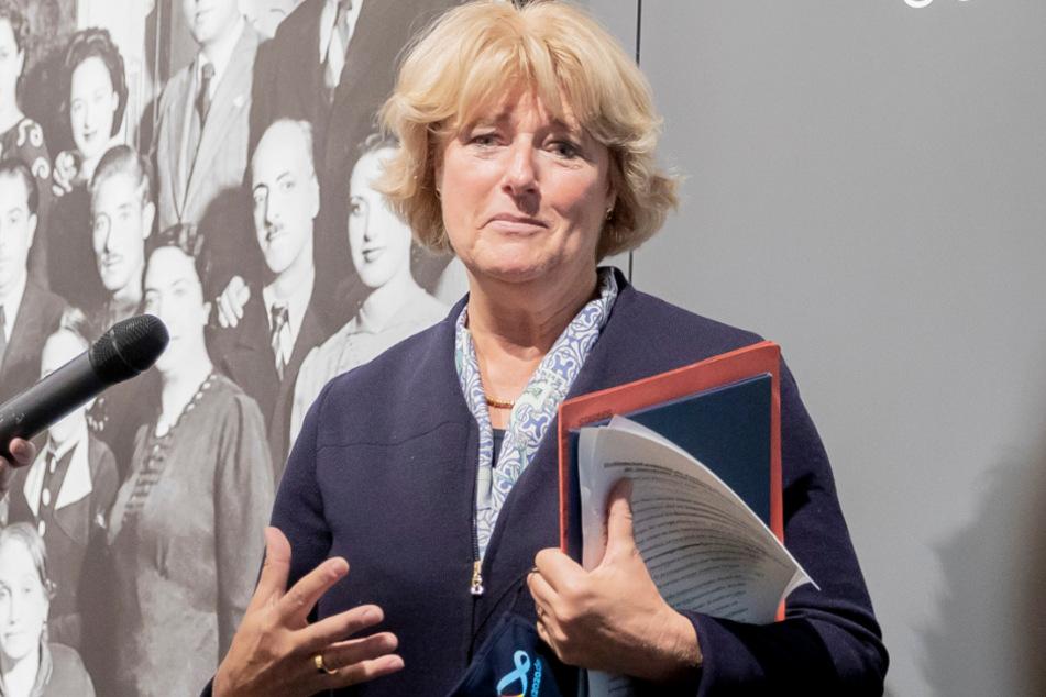 Kulturstaatsministerin Monika Grütters.
