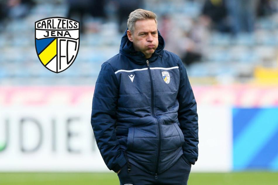 Regionalliga Nordost: Jena-Trainer Kunert bei Abbruch für Playoffs