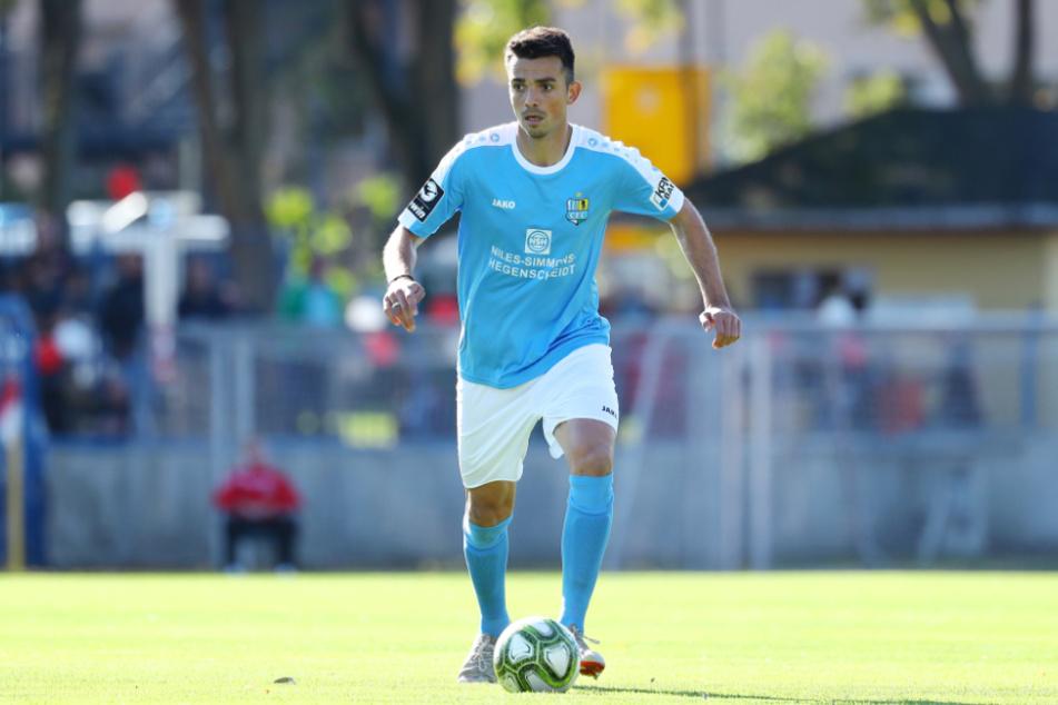 Innenverteidiger Kostadin Velkov (31) wechselt vom Chemnitzer FC zum SV Atlas Delmenhorst nach Niedersachsen.