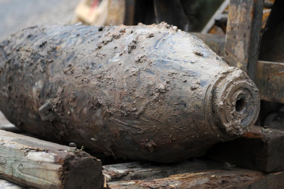 Fliegerbombe in Offenburg gefunden: Mehr als 400 Menschen werden evakuiert