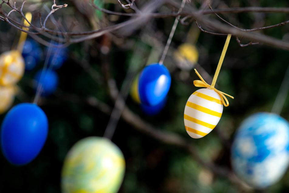 Ostern mit der Familie feiern? Die Kontaktbeschränkungen hängen von den Inzidenzen der Landkreisen ab.