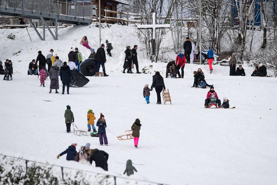 Winterberg: Befürchteter Besucheransturm blieb vorerst aus