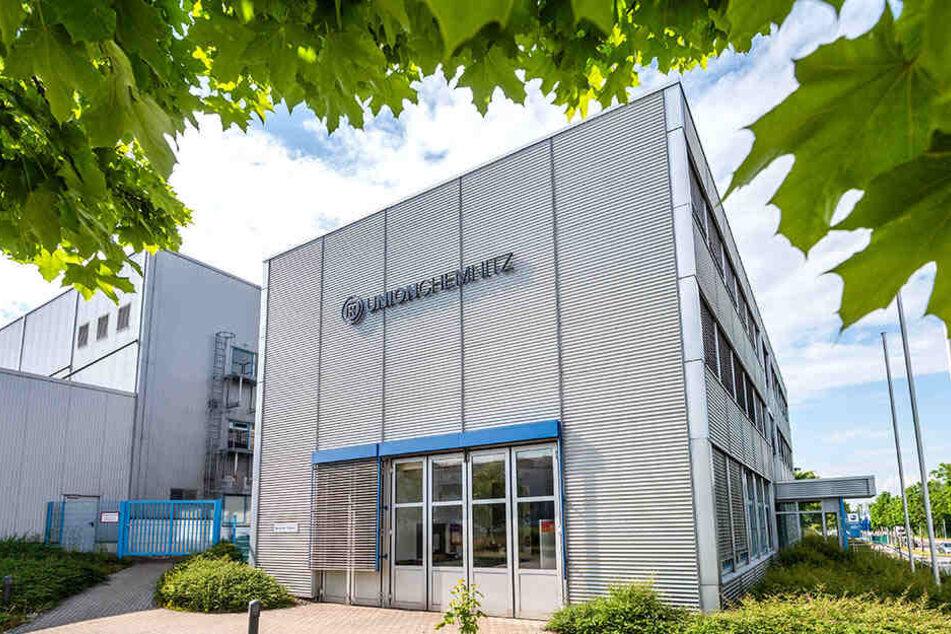 Der Maschinenbauer Union in der Clemens-Winkler-Straße: Ende November gehen hier 160 Jahre Firmengeschichte zu Ende.