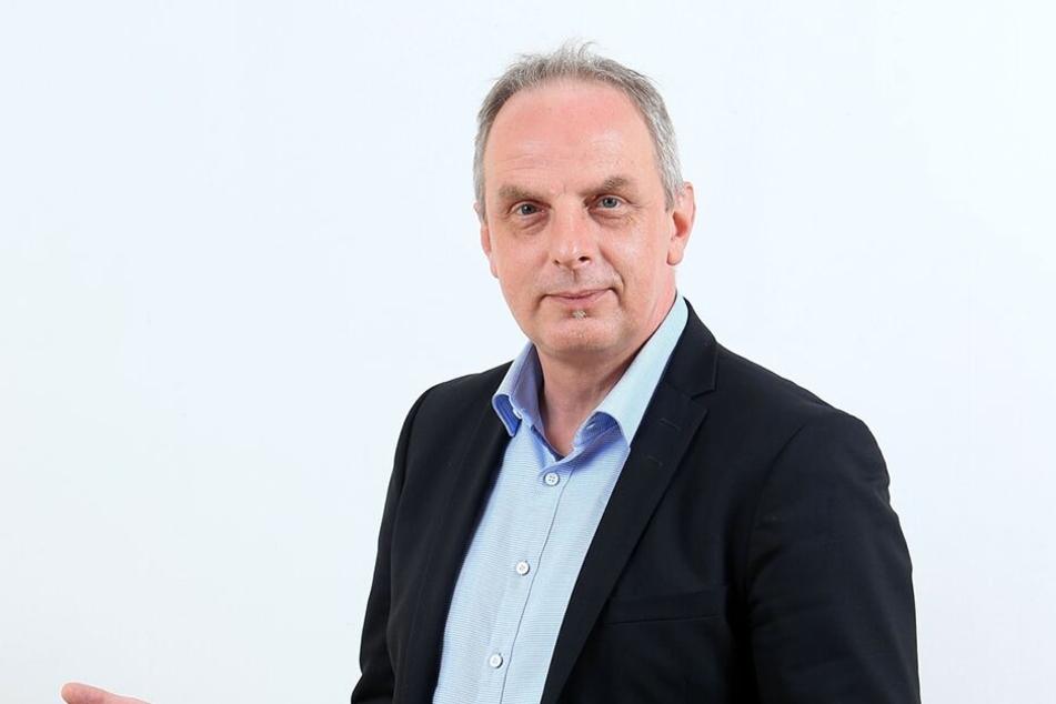 Detlef Müller (54, SPD) ist für die Verbrennung.