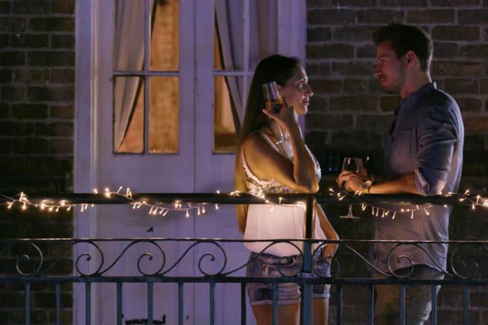 Sie gehört zu den Top-Favoritinnen: Am Mittwochabend kommen sich Sebastian und Clea-Lacy wieder näher.