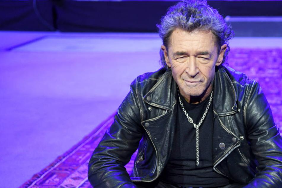 Rockmusiker Peter Maffay ist mit 69 Jahren einmal mehr Vater geworden. (Archivbild)