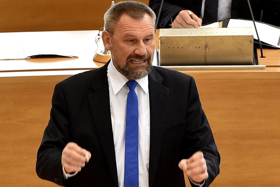 Ausschuss-Chef Marko Schiemann (63, CDU).
