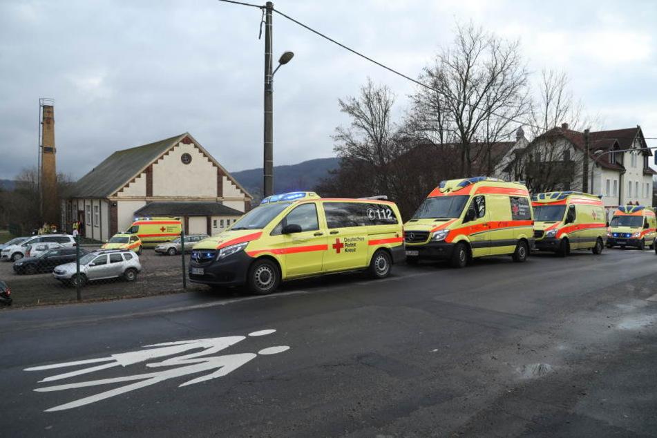Verletzte durch Reizgas: Polizeieinsatz an Schule in Freital