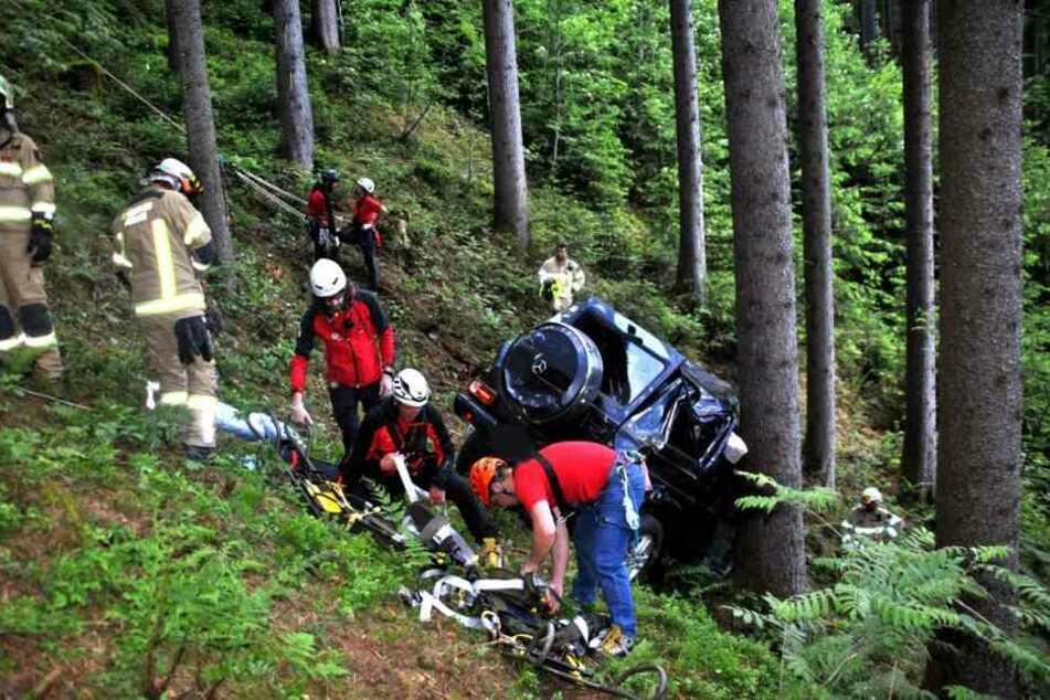 Vor den Augen seiner Kinder: Deutscher starb bei Unfall in Tirol