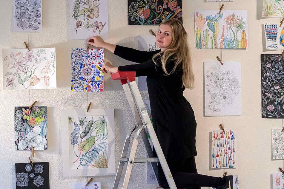 Erzgebirge zeigt Ausstellung von einheimischer Star-Designerin
