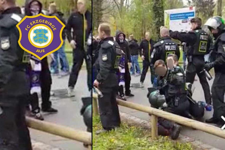 Prügel-Attacke von Nürnberg: Verfahren gegen Polizisten eingestellt