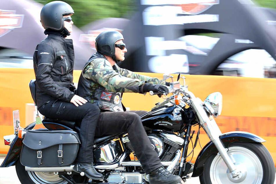 Nix mit Harley-Days: Die zweite Auflage in Dresden fällt vorerst flach.