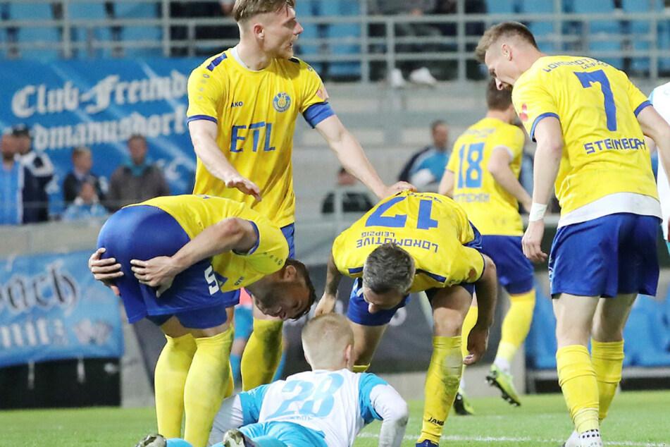 Sachsenpokal: Termine für Halbfinals mit CFC und Lok stehen