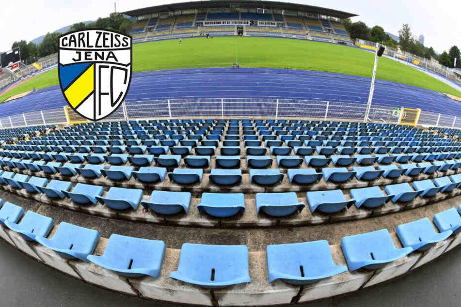 Das Ernst-Abbe-Sportfeld soll sich in ein reines Fußball-Stadion verwandeln.