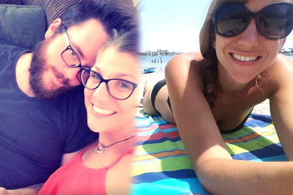 Amelia Bambam (33) fühlt sich zu Bartträgern hingezogen.