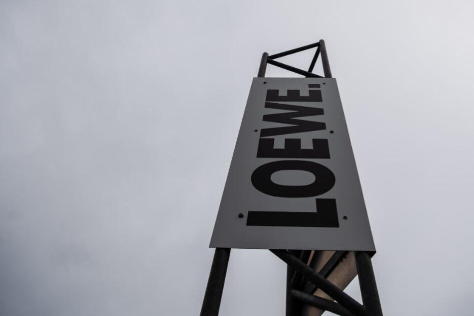 Der TV-Bauer Loewe ist pleite.