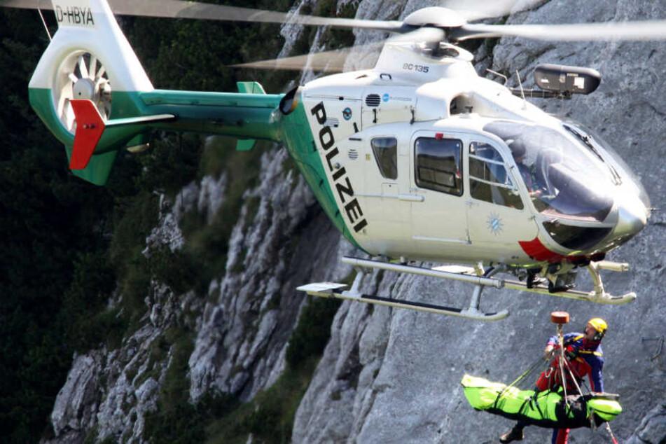 Drama in den Alpen: Zwei Bergwanderer aus Deutschland in Tod gestürzt