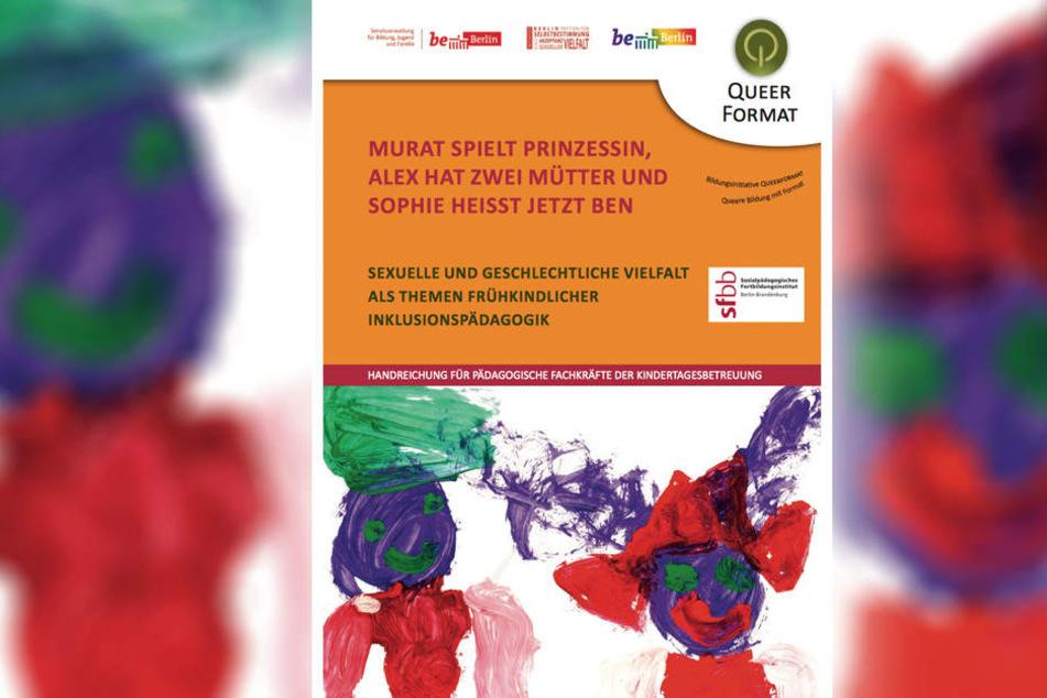 Sexuelle und geschlechtliche Vielfalt als Themen frühkindlicher Inklusionspädagogik (herausgegeben vom Bildungsinitiative QUEERFORMAT und dem Sozialpädagogischen Fortbildungsinstitut Berlin-Brandenburg)