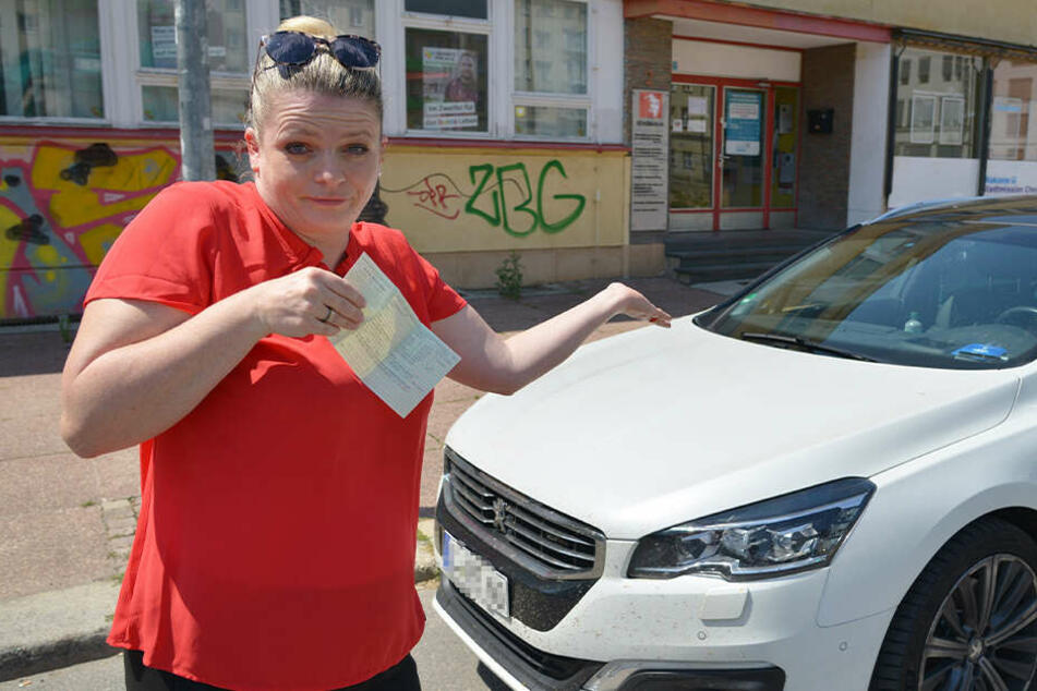 Susanne Schaper (41, Linke) fährt seit vier Jahren einen Peugeot.
