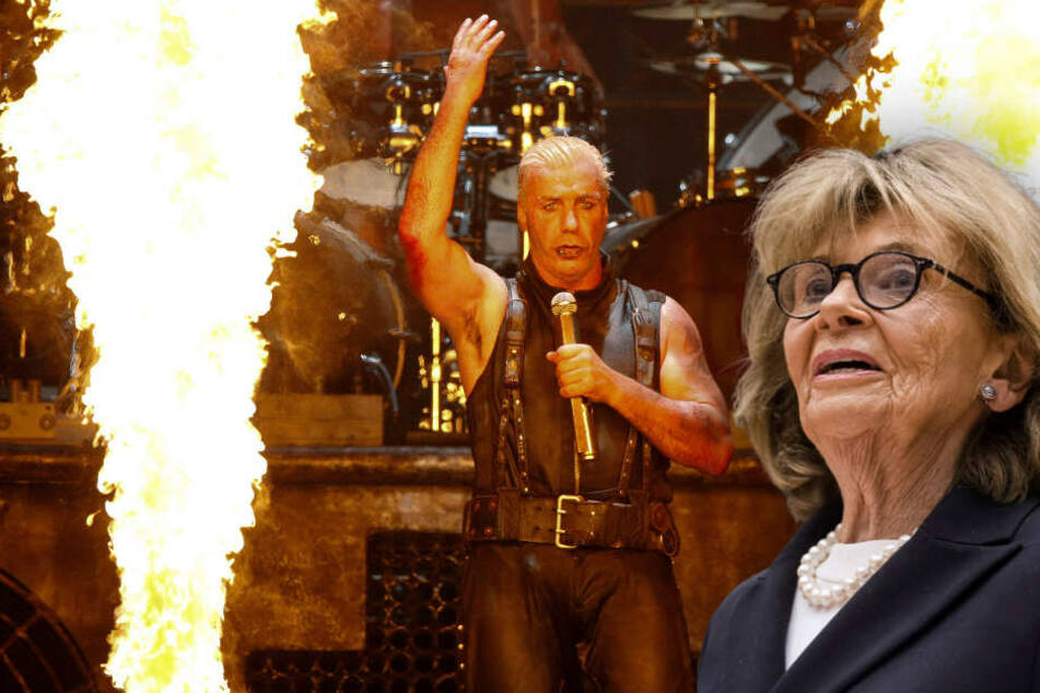 Knobloch wirft Rammstein Verharmlosung des Holocaust vor