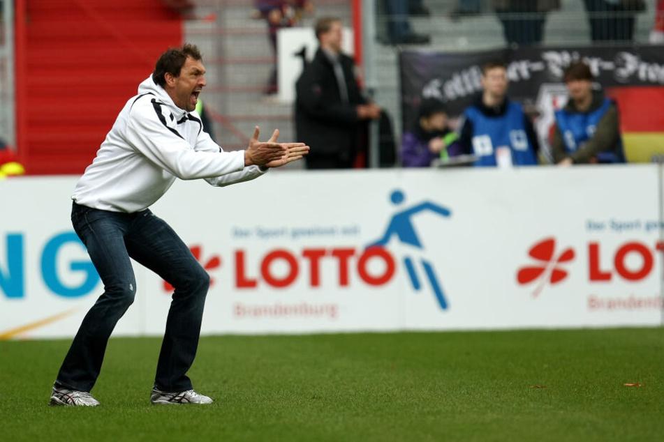 Zum Jahresende verlässt Claus-Dieter Wollitz den FC Energie Cottbus.