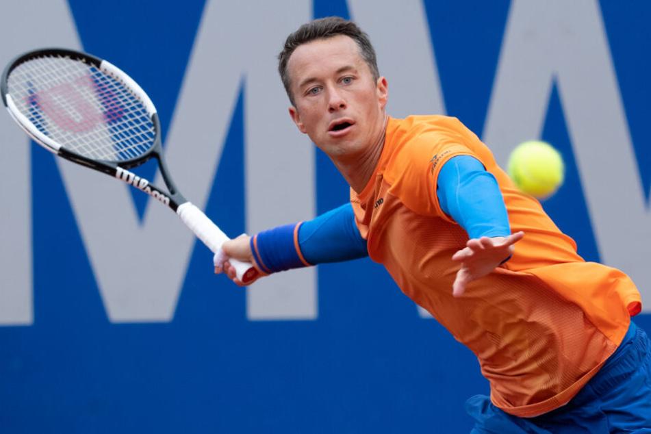 Dieser deutsche Tennis-Star schlägt am Rothenbaum auf