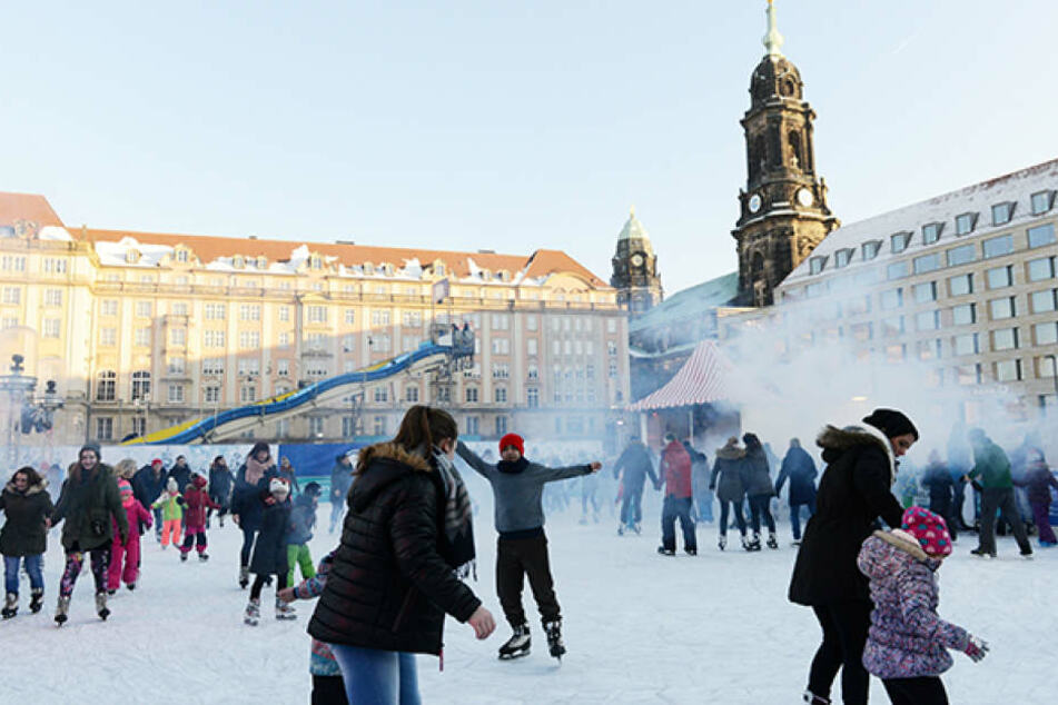 """Winterspaß beim """"Winterzauber"""" im vergangenen Jahr: Ob die Natur in dieser Saison wieder so viel echten Schnee beisteuert, bleibt vorerst nur zu hoffen ..."""
