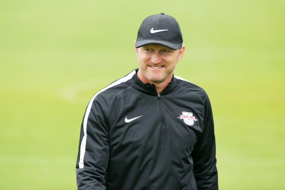 Für RB-Trainer Ralph Hasenhüttl ist das Spiel gegen Dortmund schon jetzt ein Highlight.
