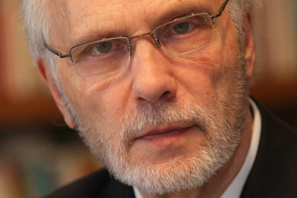Politikwissenschaftler Hans-Georg Wehling sieht zur GroKo keine Alternative.