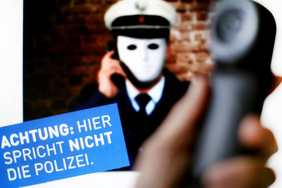 Anrufe von Fake-Polizisten haben bundesweit zugenommen. (Symbolbild)